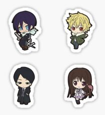 Noragami sticker set  Sticker