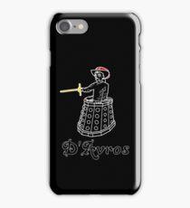 D'Avros iPhone Case/Skin