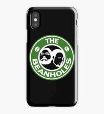 The Beanholes Logo iPhone X Case