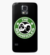 The Beanholes Logo Case/Skin for Samsung Galaxy