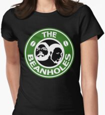 The Beanholes Logo Women's Fitted T-Shirt