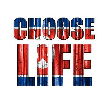 Choose Life  by gorgeouspot