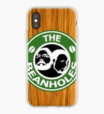 The Beanholes Woodgrain iPhone Case