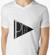 Pizza Men's V-Neck T-Shirt