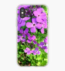 Playful Purple iPhone Case