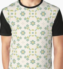 abstract art colorful pattern seamless repeat Graphic T-Shirt