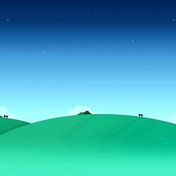 Green Hills by Ngea