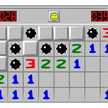 Minesweeper Windows XP Retro Game by bbarcesaj125