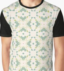 art colorful pattern seamless repeat Graphic T-Shirt