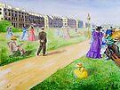 Victorian Filey by Svetlana Sewell