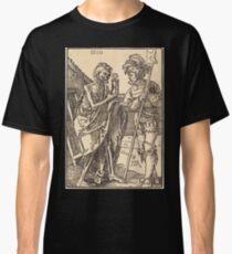 Albrecht Dürer or Durer Death and the Lansquenet Classic T-Shirt