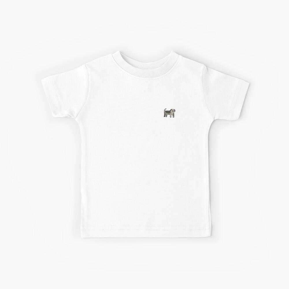 Hue the dog Kids T-Shirt