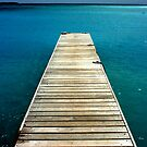 Pier to paradise by AJPPhotography