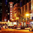 Chicago Theater by Brian Gaynor