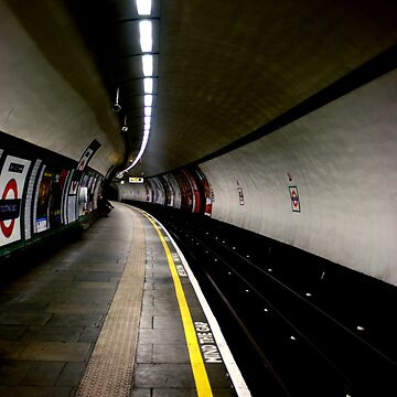 London Underground by AJPPhotography