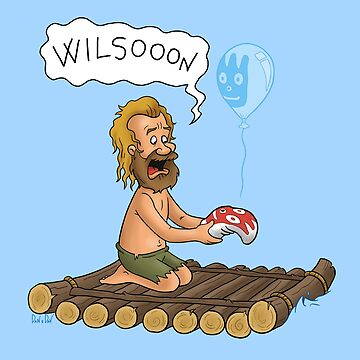 Wilson Goes Away  by DanDav