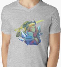 Master Yi & Taric Men's V-Neck T-Shirt