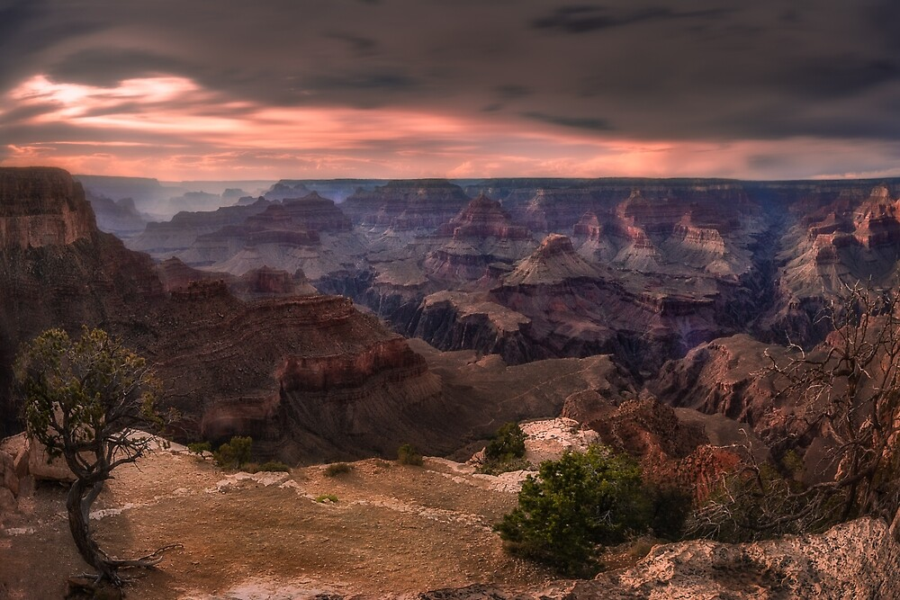 Grand Canyon Sunset, Arizona. by mattmacpherson
