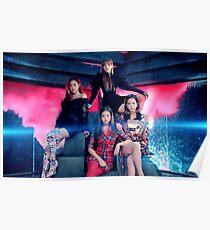 Blackpink MV Pose Poster