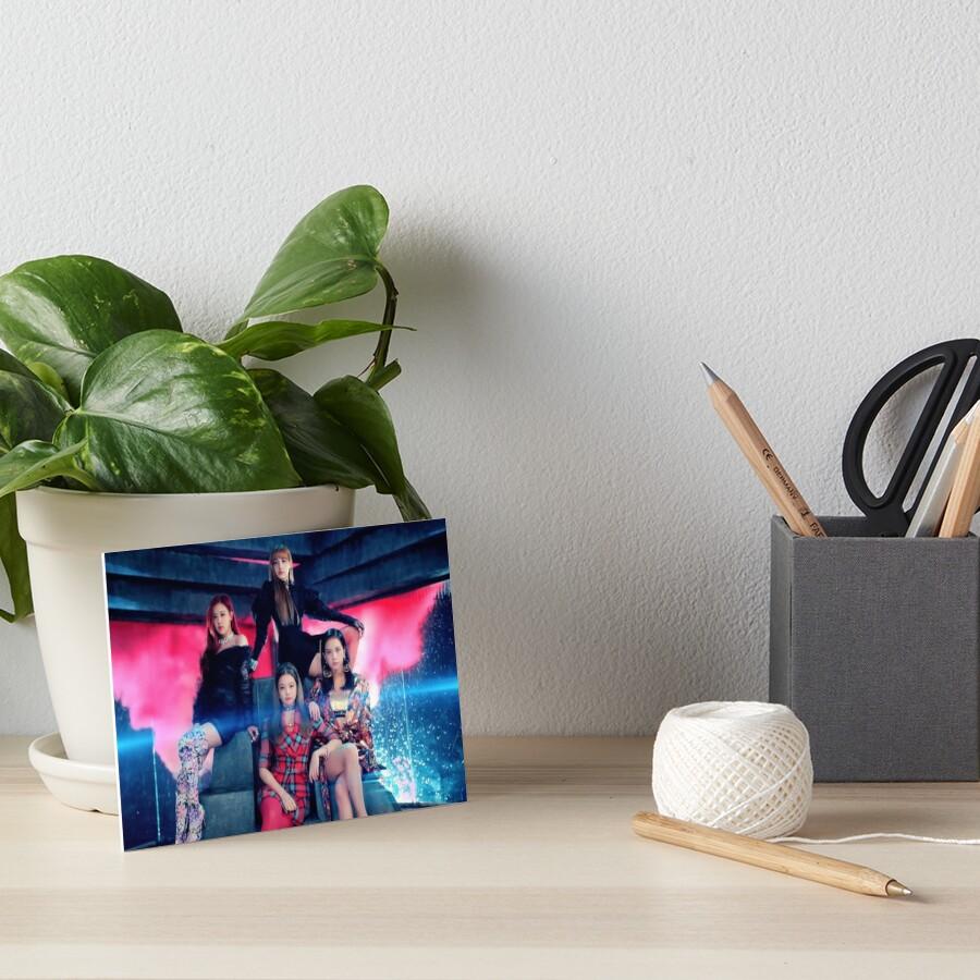 Blackpink MV Pose Galeriedruck