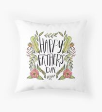 Fathers day Floor Pillow