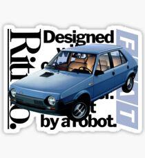 FIAT RITMO/ STRADA Sticker