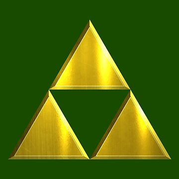 Triforce (Variant) by huckblade