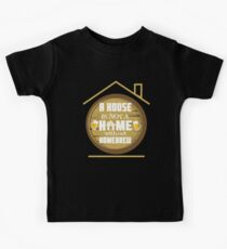For Craft Beer Lovers who Brew Their Beer at Home Dark Kids Tee