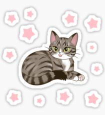 Mushu Sticker