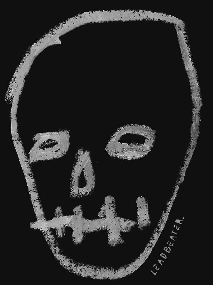 Skull T by SteveLeadbeater