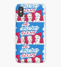 Spicy Boys 2nd Logo Range iPhone Case