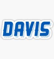 DAVIS Sticker
