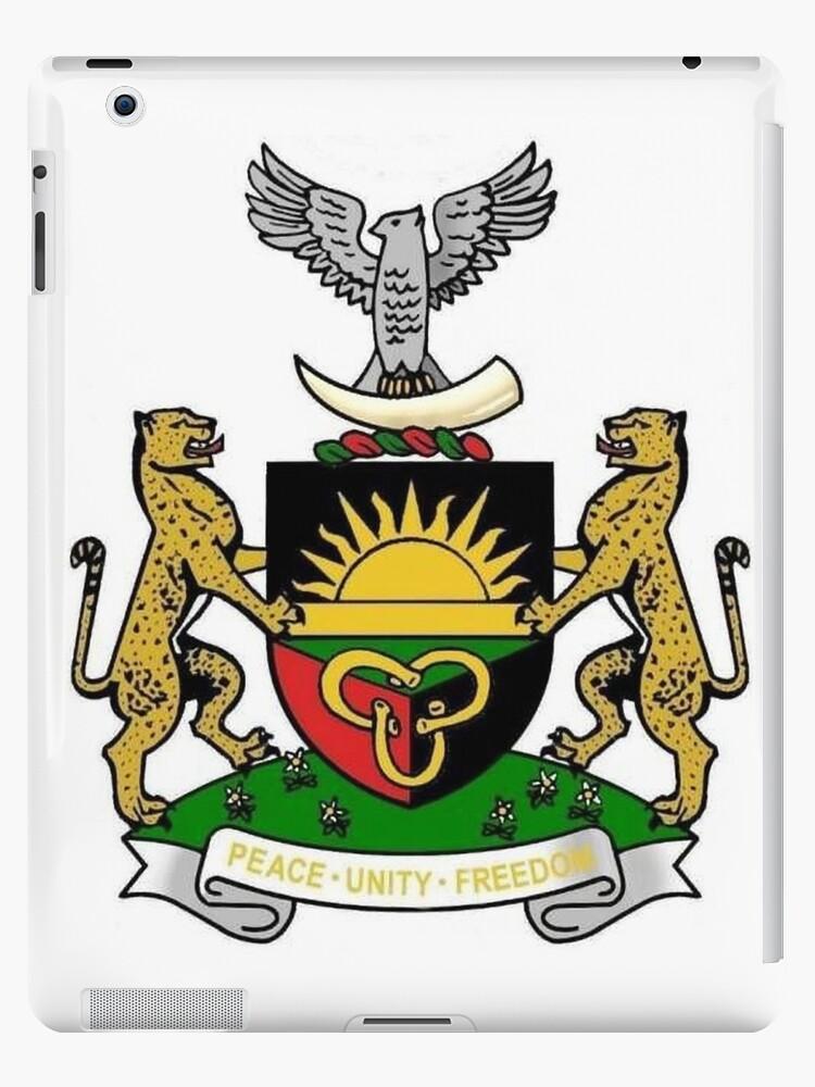 72bb6c5eb70d4 Emblem of Biafra - Biafran Coat of Arms
