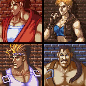 Final Fight 3 by winscometjump