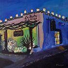 Adobe Mexican Restaurant by Pamela Burger