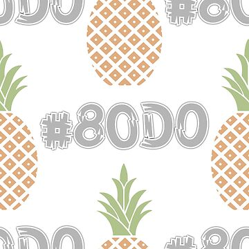 #80DO Pineapples by OzyWear