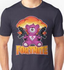 Fortnite Battle Royale Brite Gunner Pink Bear T-shirt Unisex T-Shirt