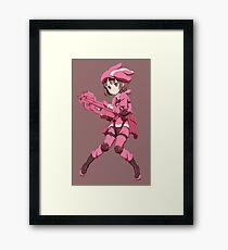 LLENN - Sword Art Online Framed Print