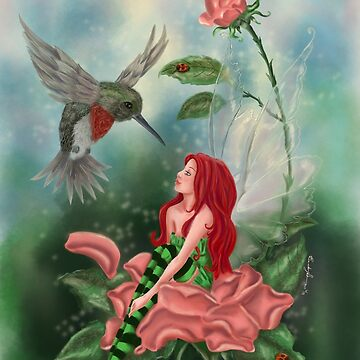 Fairy Dust by BHDigitalArt