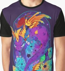 Crystal Spyro Graphic T-Shirt