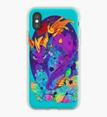 Crystal Spyro iPhone Case