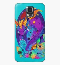 Crystal Spyro Case/Skin for Samsung Galaxy