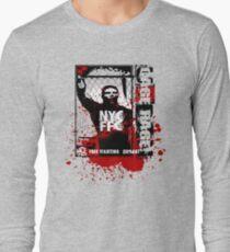 free fighting combat Long Sleeve T-Shirt