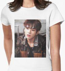 BTS JUNGKOOK Tailliertes T-Shirt