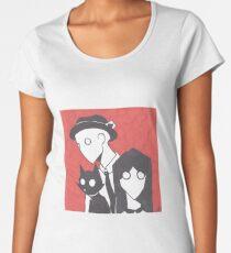 Silhouette  Women's Premium T-Shirt