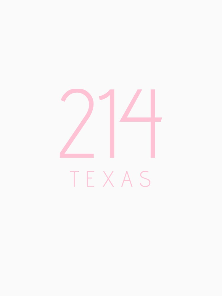 TEXAS 214 • ROSE PINK by kassander