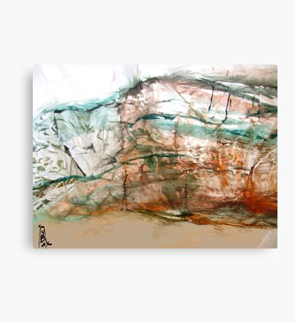 Rock Climbing???? Canvas Print