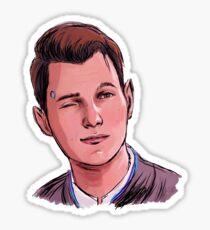 Connor Sticker