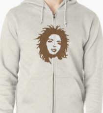 miseducation  Zipped Hoodie