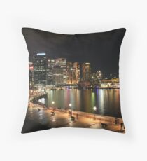 Sydney Light Throw Pillow